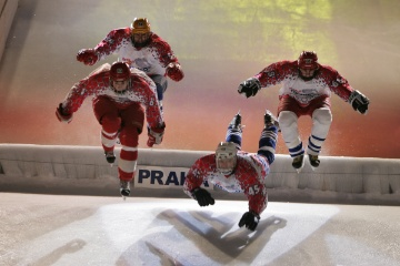 Prague Crashed Ice