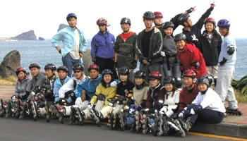 INIA Inline Skating Club of South Korea