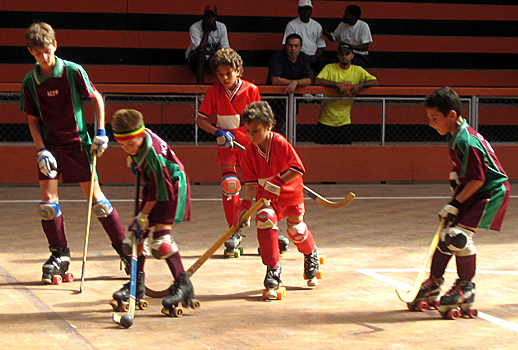 Mozambique Youth Hockey Tournament