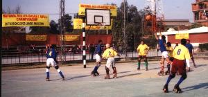 Pakistan Roller Basketball