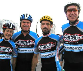 Black Diamond Speed Skating Team