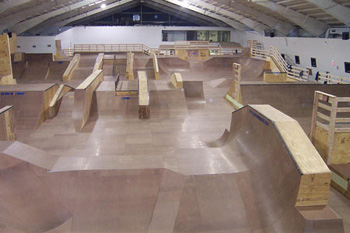XDreams Skate Park