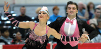 Enrica and Gabriele Gasparini of Italy