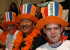 Fans of the Dutch Team