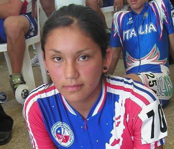 Catherine Peñan of Chile