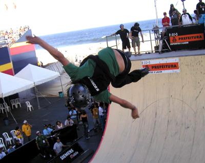 Latin X Vert Finals