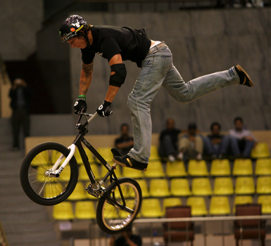 Ryan Guettler - BMX Park - Gold Medal Winner - 2005 Asian X